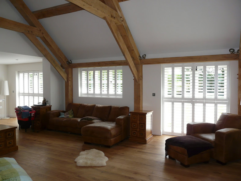 Bursledon Plantation Shutters