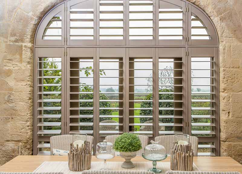 Hampshire window shutters